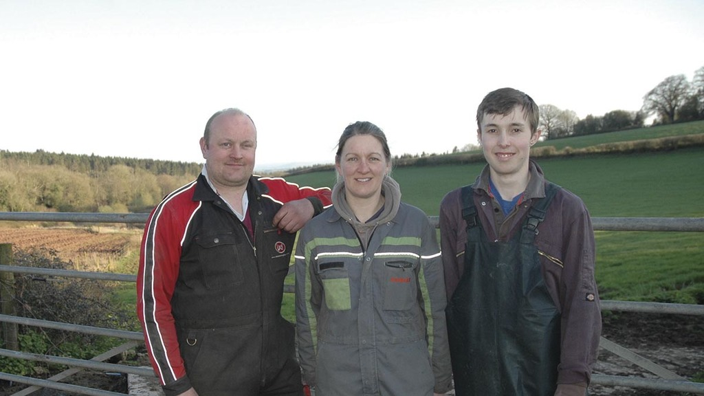 Stepping up milk from forage with improved management