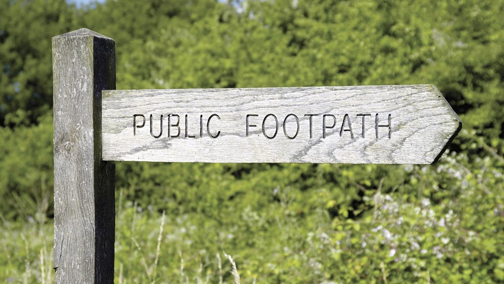 Backlash as Ramblers ask for longer to identify historic footpaths