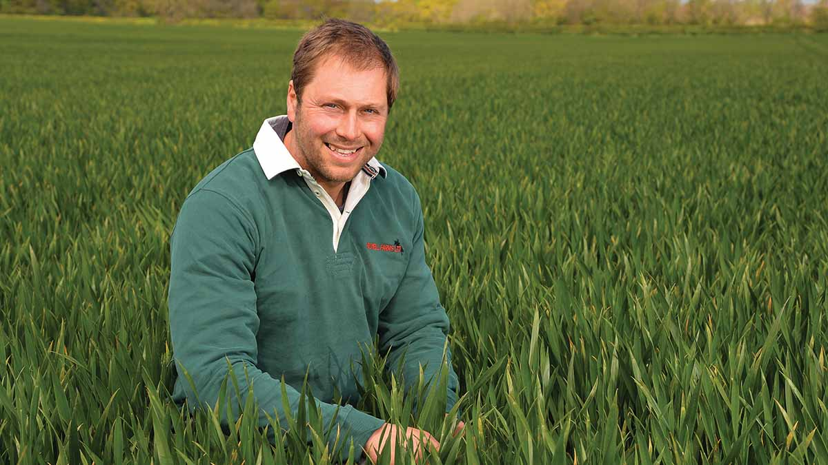 North East farmer looks to repeat YEN success