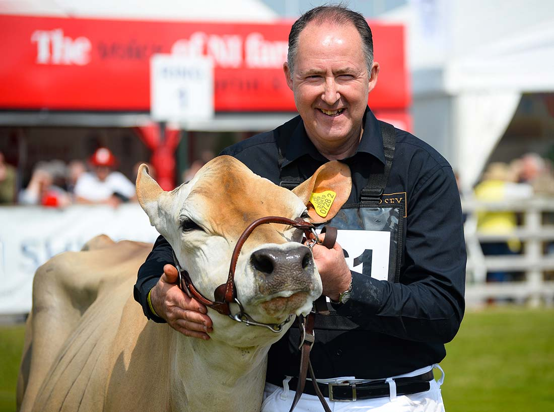 STRAIGHT FROM BALMORAL SHOW: Flemings take supreme in the dairy ring