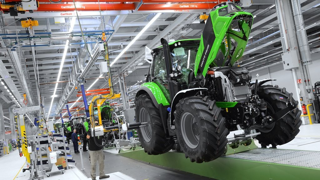 Deutz-Fahr spells out future plans at factory unveiling