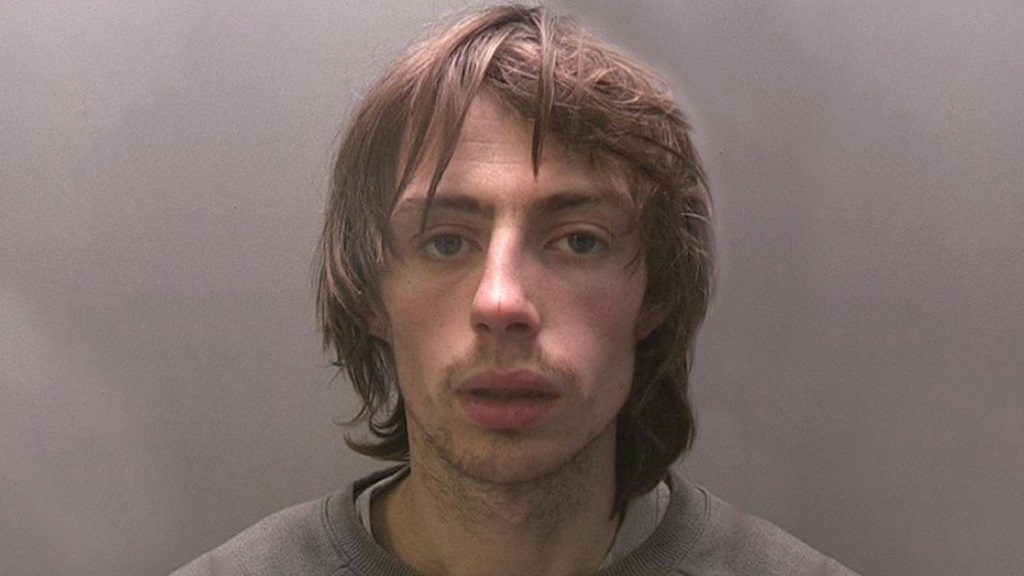 Burglar jailed for two years after being caught red-handed by farmer and son