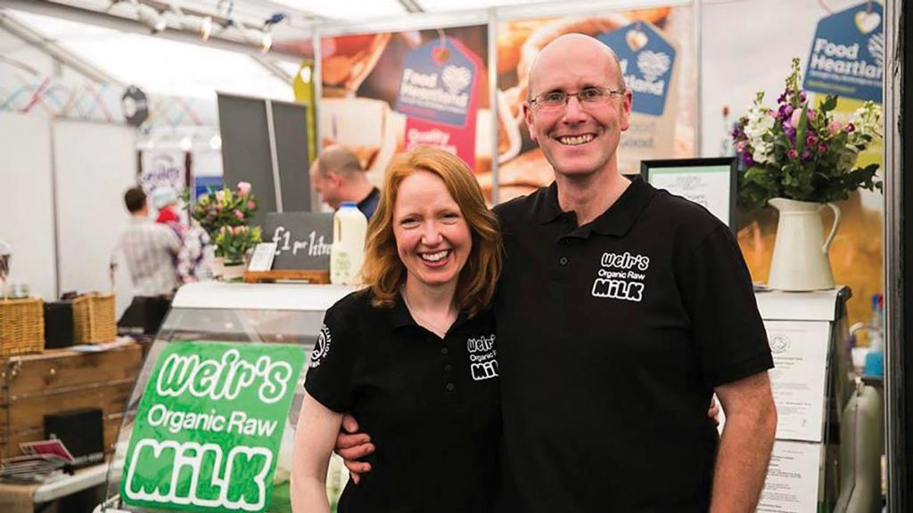 Irish farmers serve up fantastic food at Balmoral Show