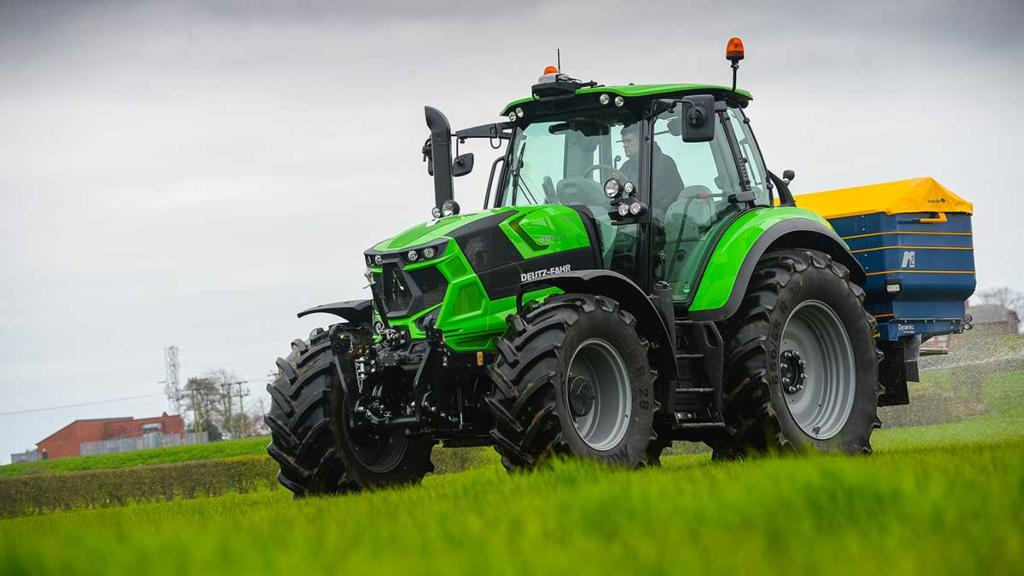 On-test: Deutz-Fahr RC-Shift packs impressive features