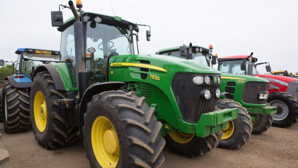 Brexit boost for second hand machinery