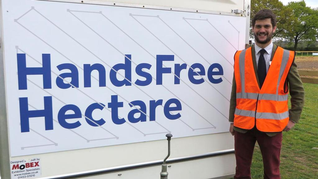 Hands Free Hectare returns with added accuracy