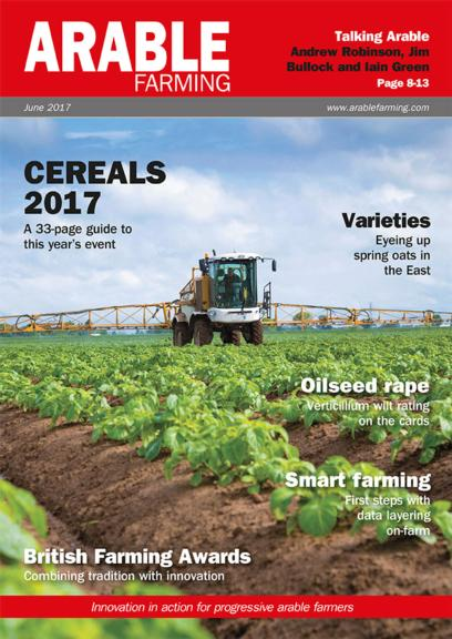 Arable Farming Magazine June 2017