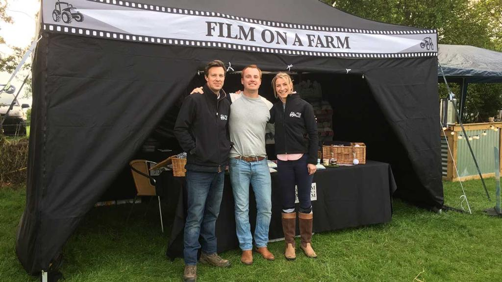 Movie lovers flock to farmers' fields to watch favourite films