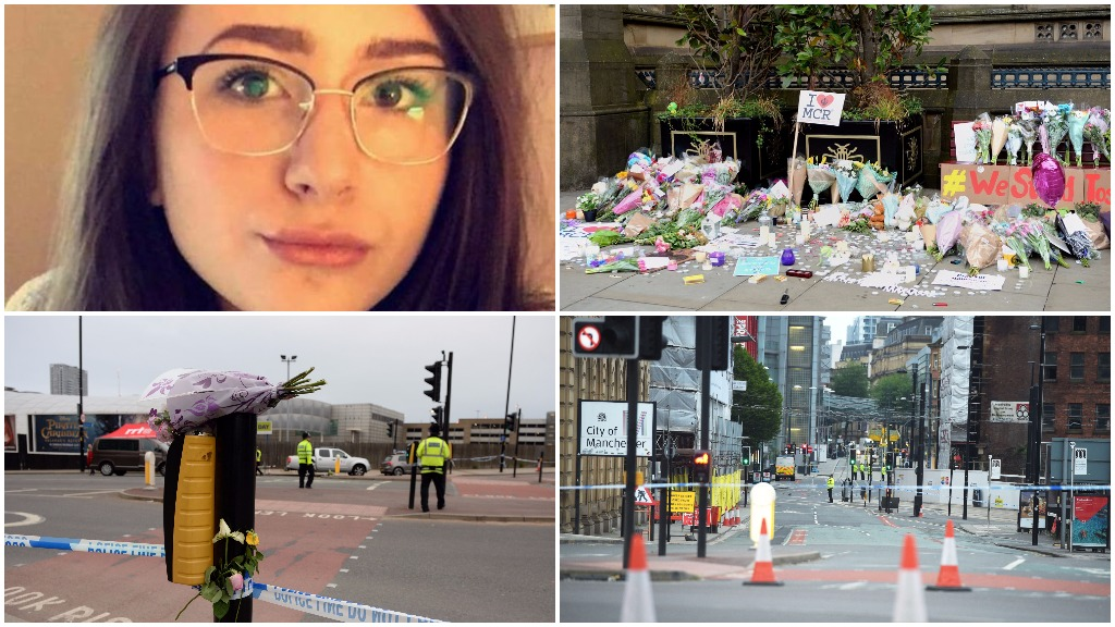 Manchester terror attack: tributes pour in for 'popular' young farmer Nell Jones