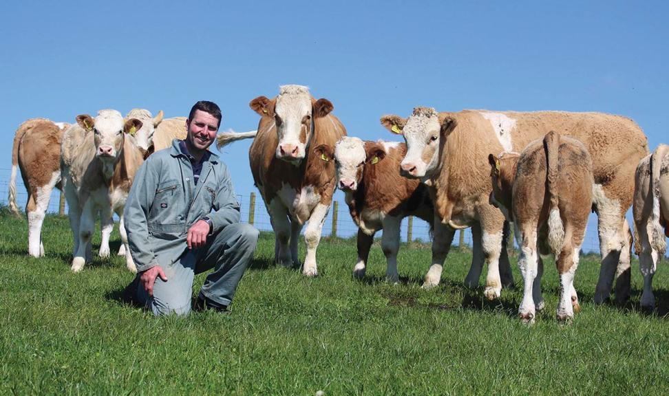 In the field: Gareth Ward, Lanarkshire