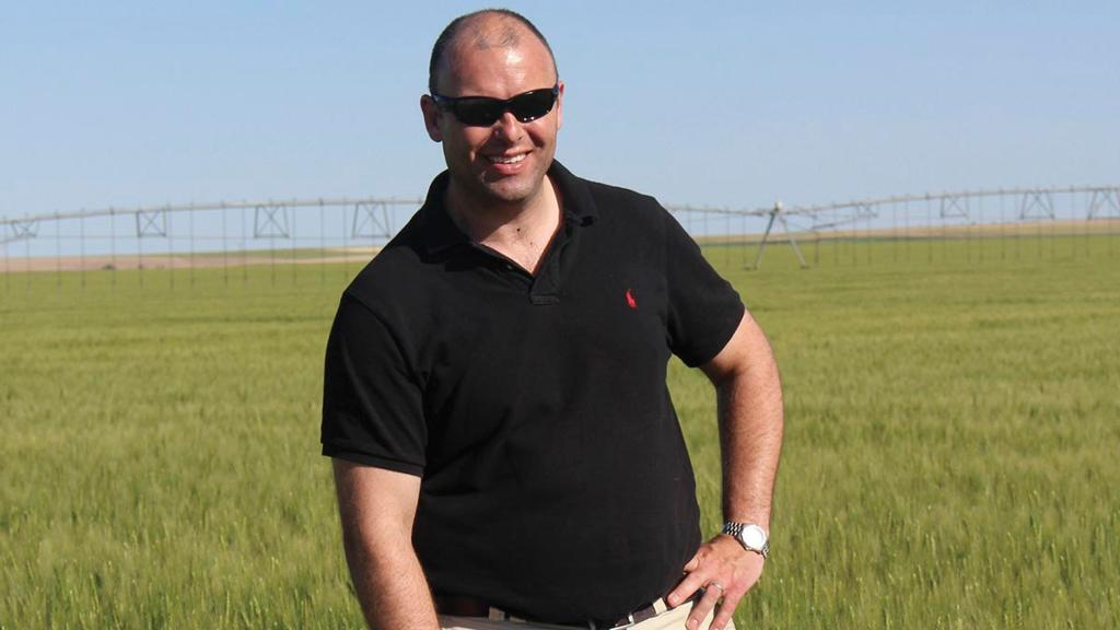 Russell McKenzie: 'UK farming has an important role to play'