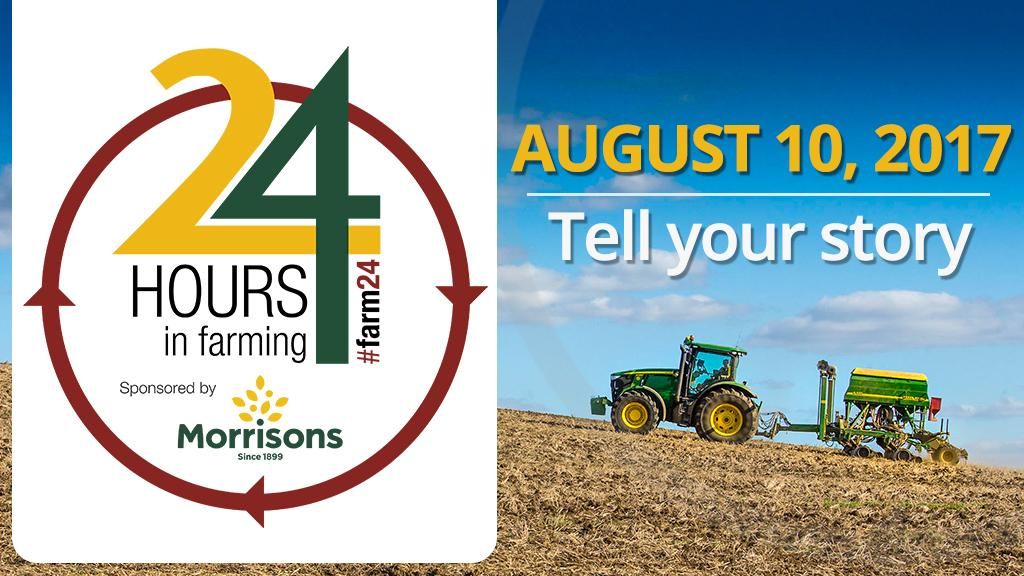 Get involved in #Farm24