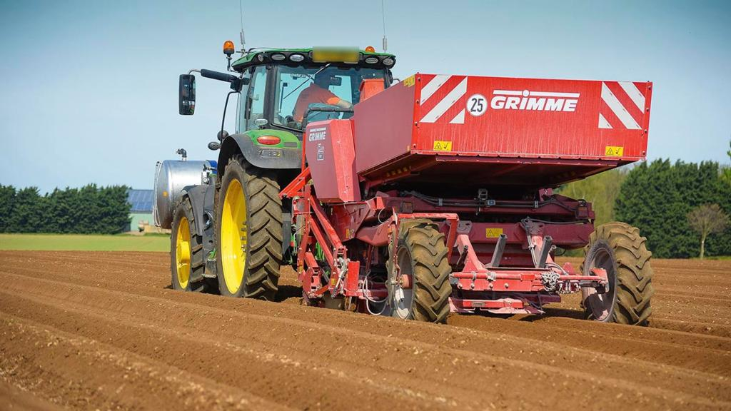 Unforgettable year for potato growers