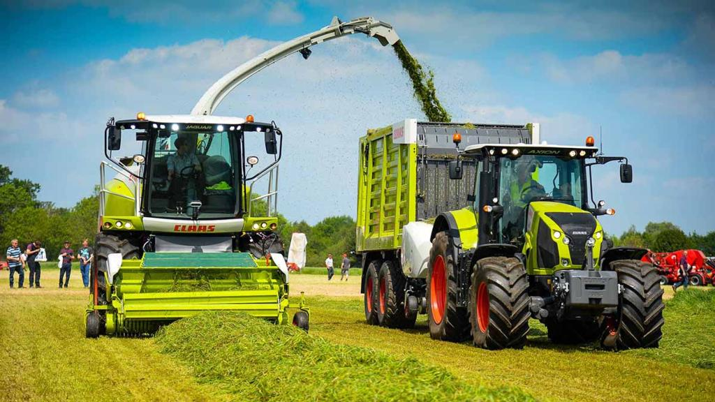 VIDEO: Grassland and Muck 2017: Five self-propelled foragers compared