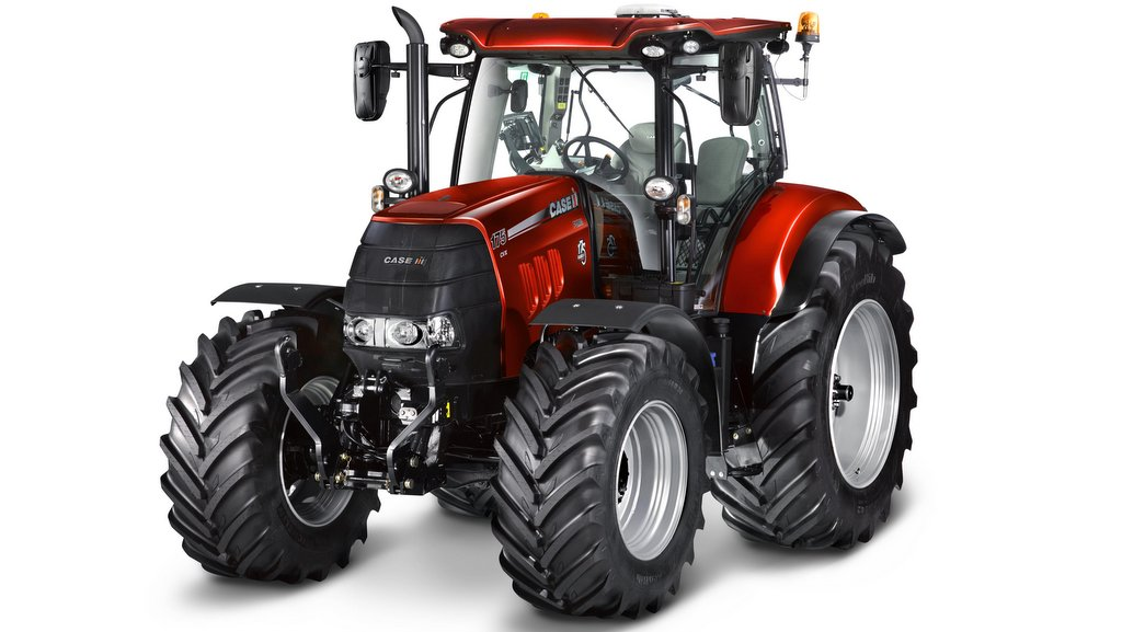 Special edition Puma CVX tractor marks Case IH's 175th birthday