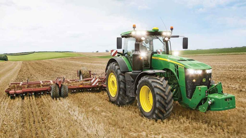 Arable machinery to strut its stuff at Cereals 2017