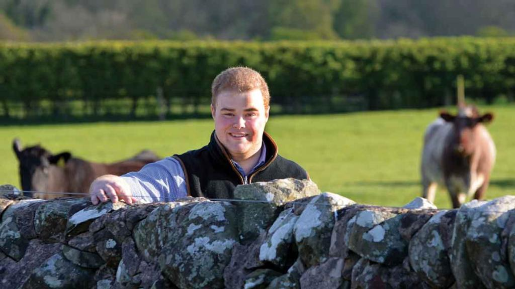 Young Farmer Focus: John McCulloch, Castle Douglas, Dumfries and Galloway