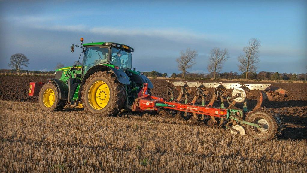 User story: Clever plough eases operator workload