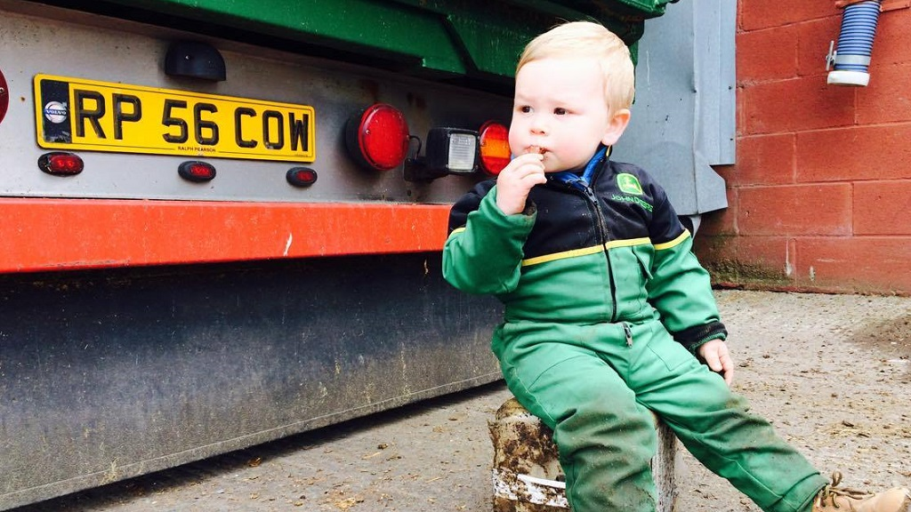 Farm vehicles and children: Safety rules and regulations you must follow