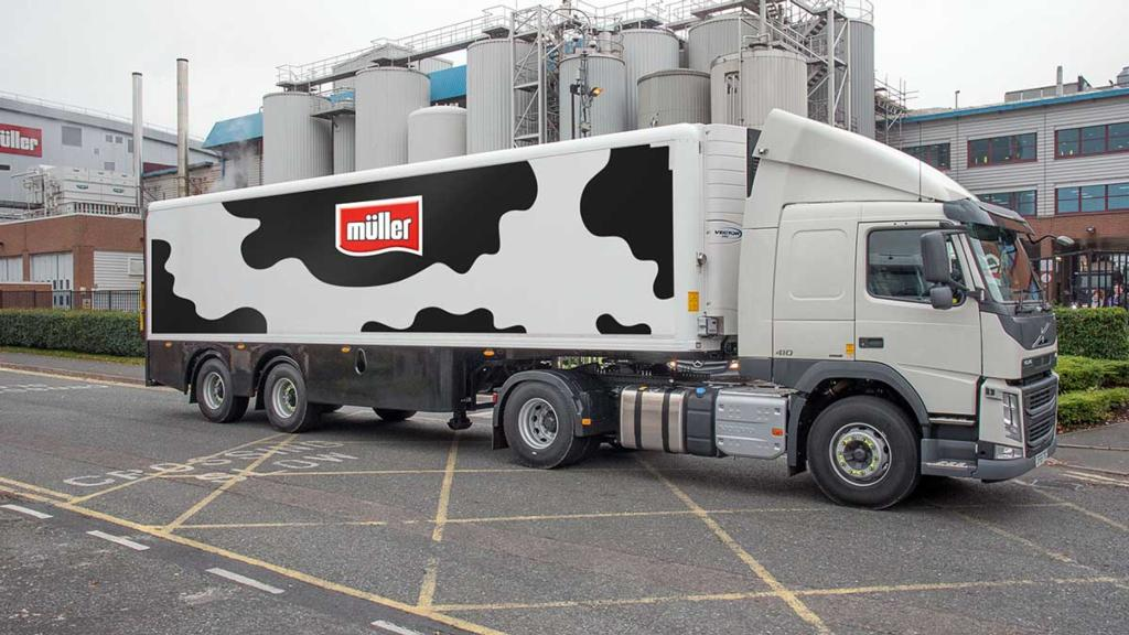 Dairy Crest dairies acquisition deepens Muller losses