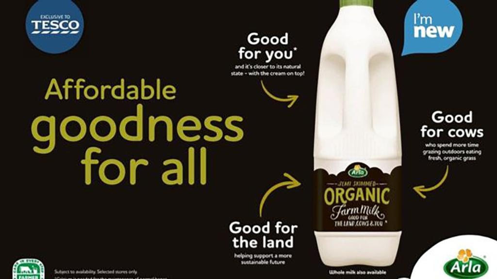 Advertising Standards Authority's neutrality questioned as 'misleading' Arla advert banned