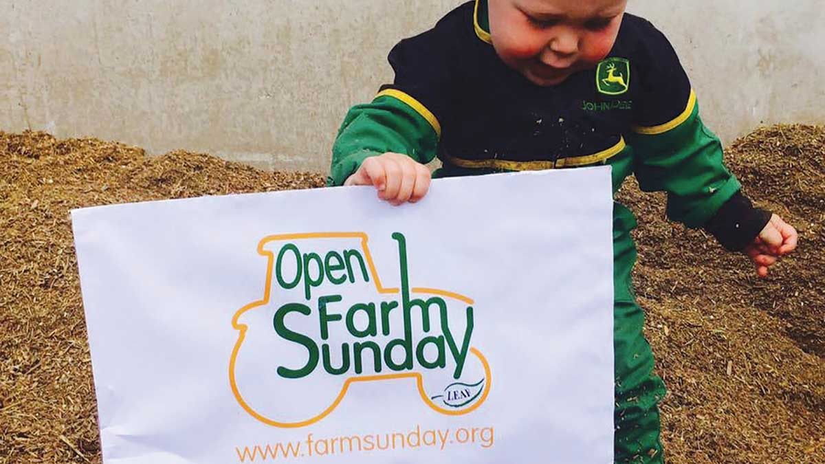 91 per cent of public more appreciative of farmers thanks to Open Farm Sunday