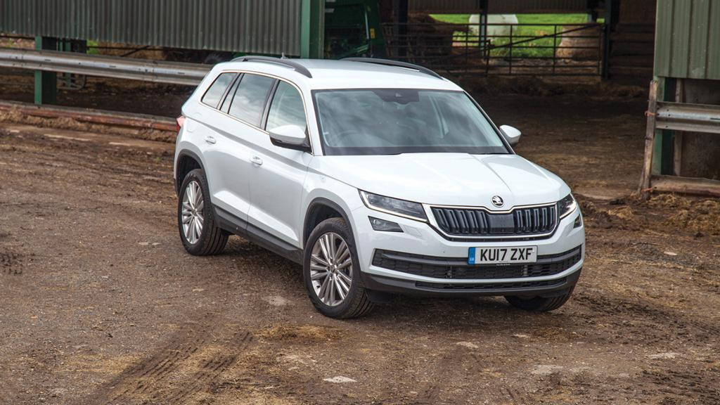 On-test: Skoda's seven seater ticks the 4x4 boxes