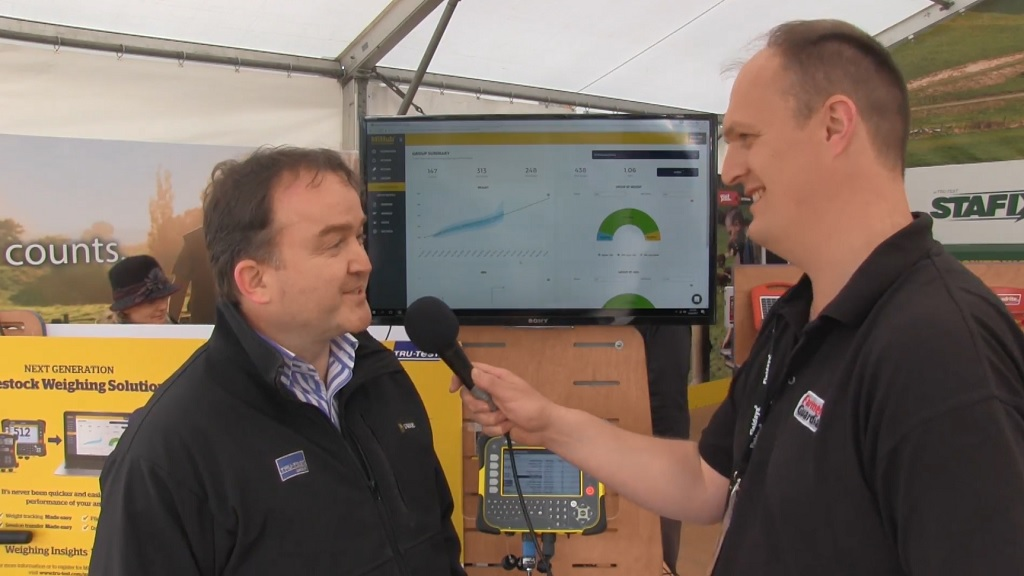 VIDEO: FG in New Zealand - Fieldays 2017 interview with Tru-Test's Brendon O'Connell