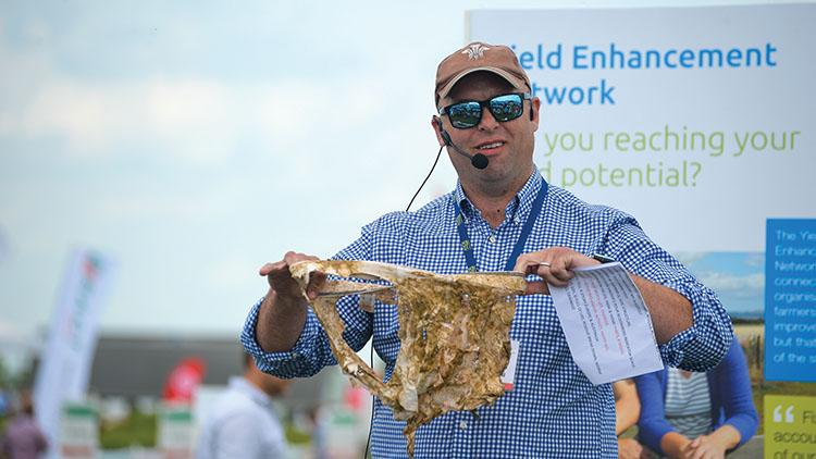 Cereals 2017 how 20 could improve your arable business for Soil your pants