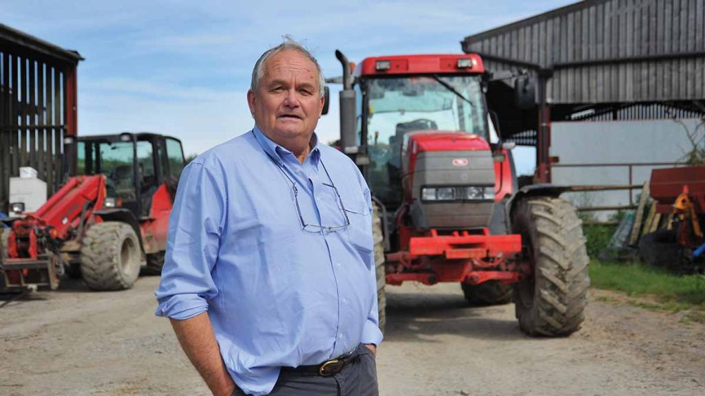 Good Evans: I couldn't admit that really I was a farmer