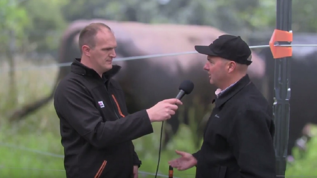 VIDEO: FG in New Zealand - Fieldays 2017 interview with Gallagher's Mark Harris