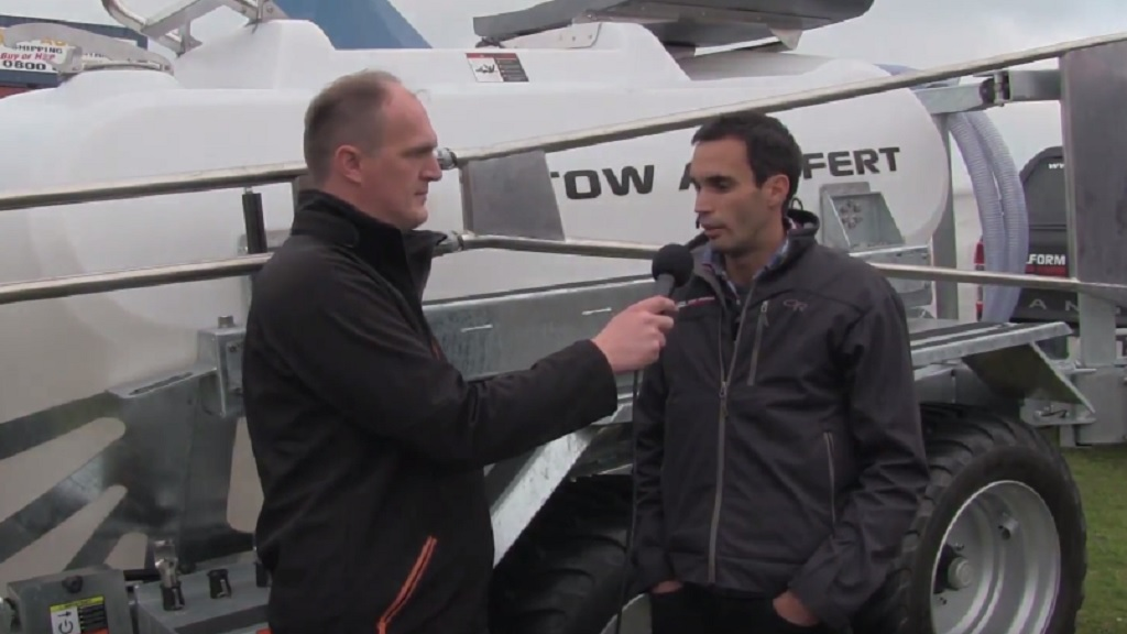 VIDEO: FG in New Zealand - Fieldays 2017 interview with Tow and Farm's Tim Henman