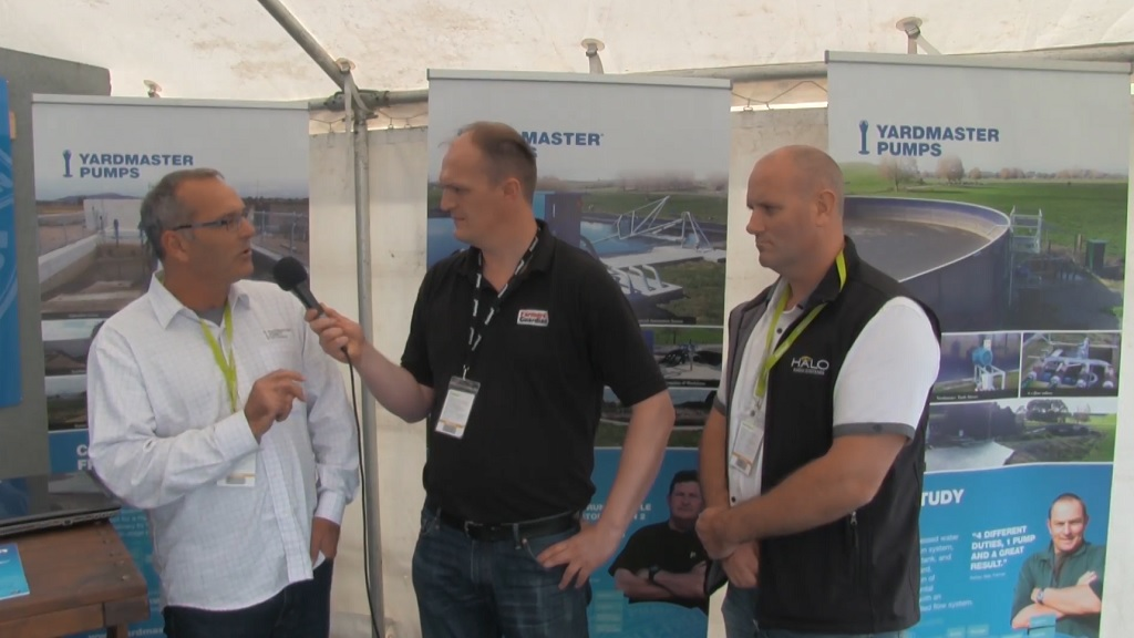 VIDEO: FG in New Zealand - Fieldays 2017 interview with Taglt's Josh White & Yardmaster's Keith Cooke