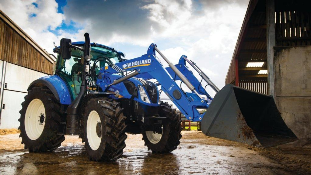 VIDEO: On-test: New Holland T5 put through its paces
