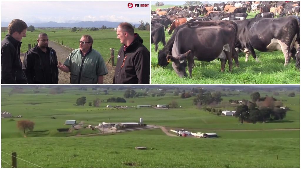Farmers Guardian in New Zealand: Interview with Fitzi Farms