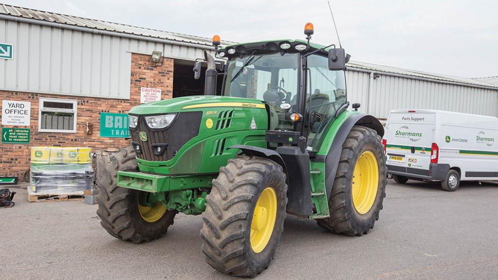 Buyer's guide: Buying a second-hand John Deere 6150R