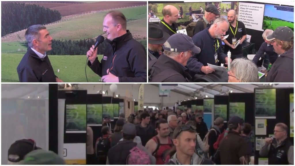 VIDEO: Farmers Guardian in NZ: Interview with New Zealand's minister of primary industries