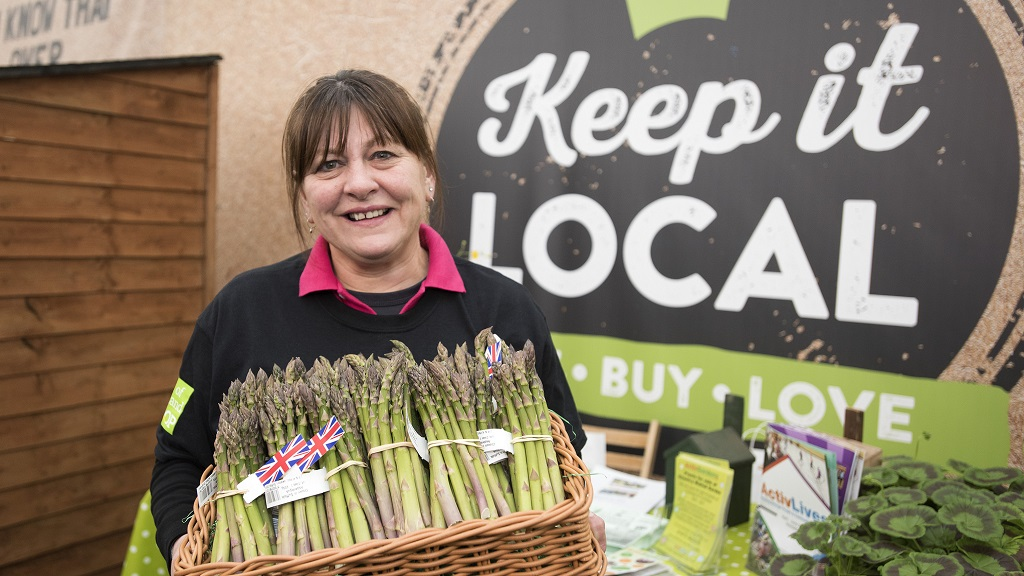 Sales of local produce up £900,000 during Sourced Locally Fortnight