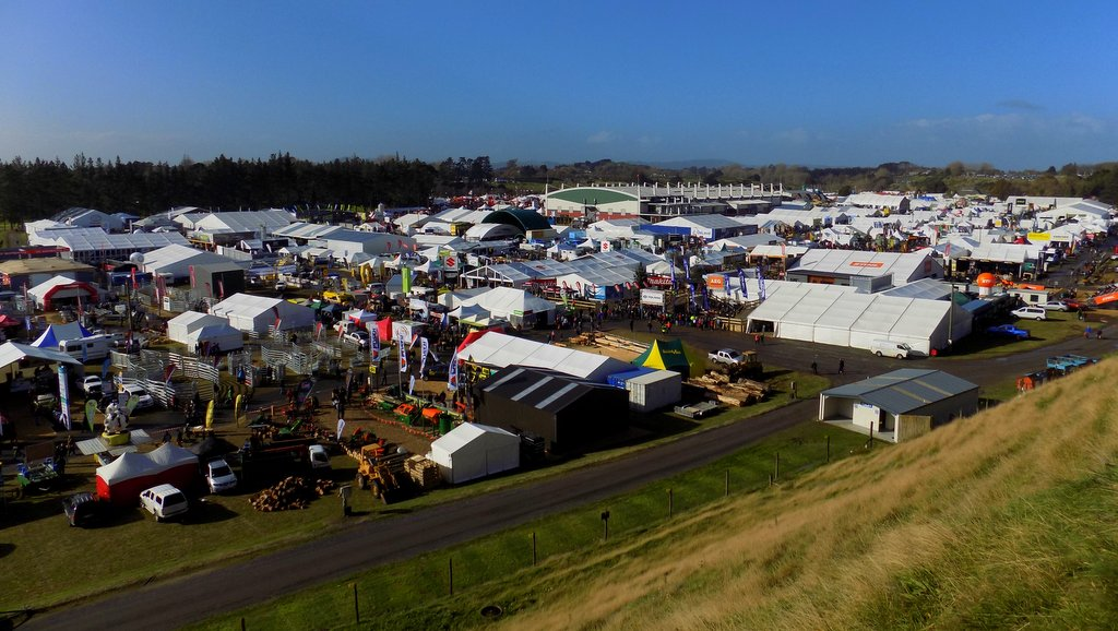Fieldays 2017: New Zealand technology to help UK farms
