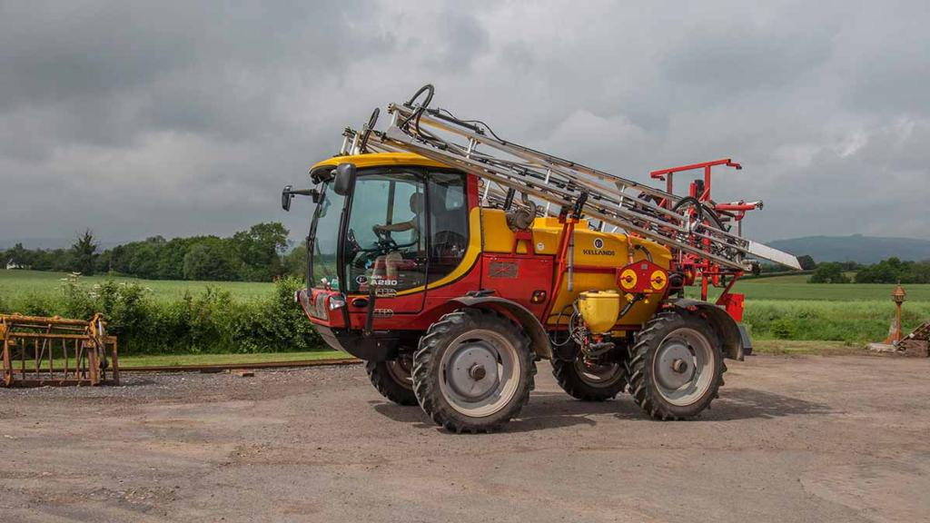User Story: Smaller sprayer helps reduce compaction