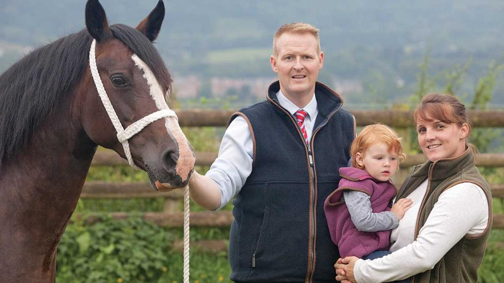 Showcasing homebred champions on the world stage