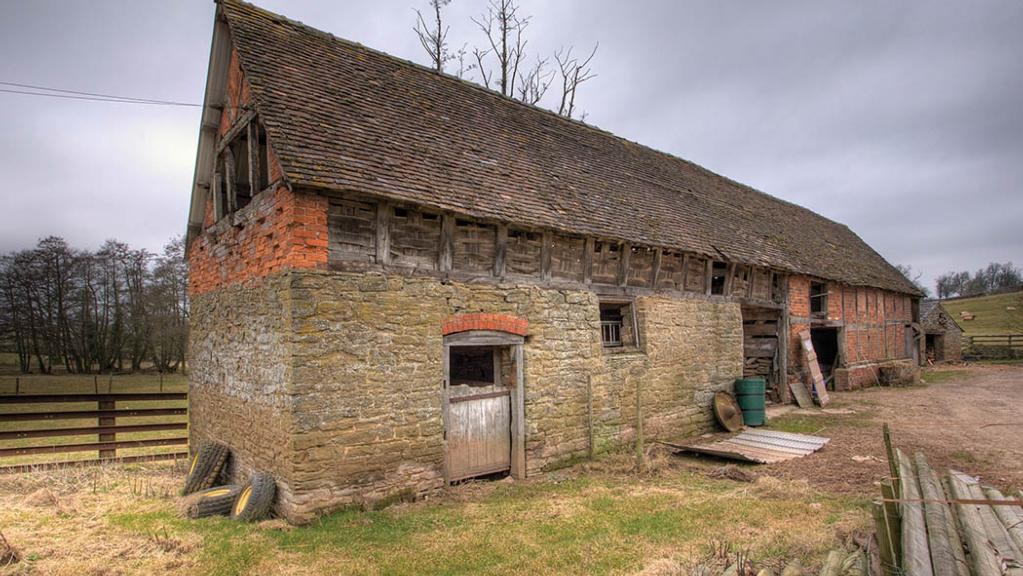 Give our hard-pressed farmers a break – by allowing more barn conversions