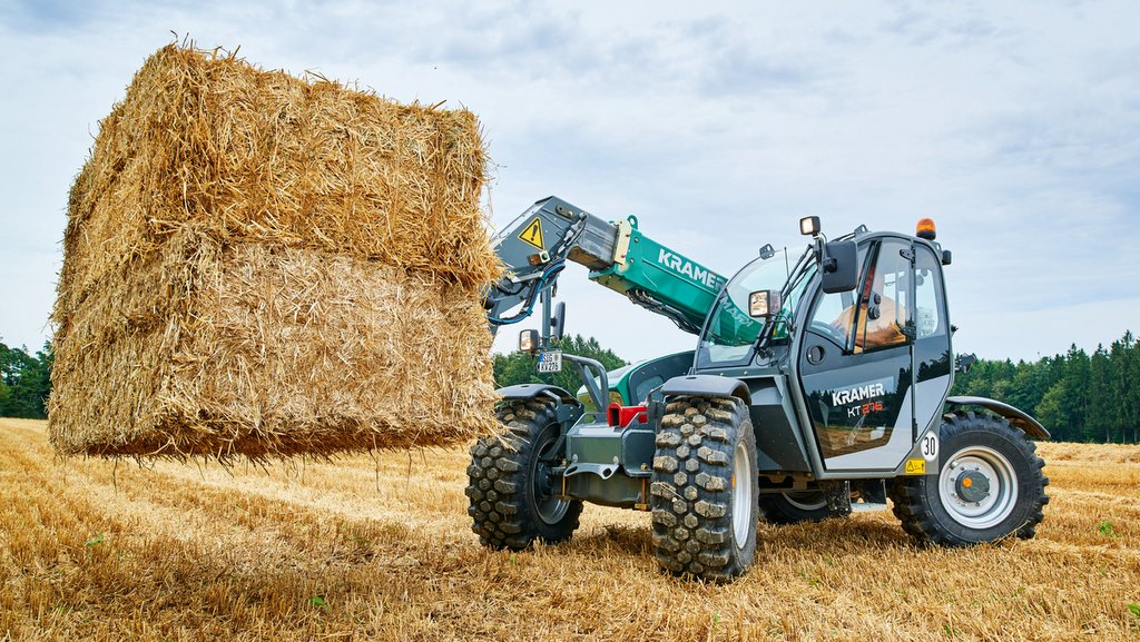 John Deere dealers to sell Kramer loaders