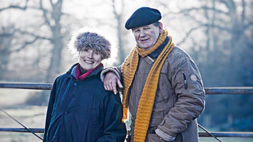 Founders of Farms For City Children, Clare and Michael Morpurgo