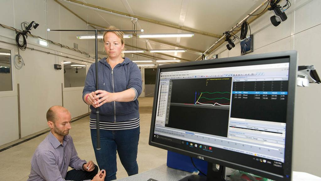 Inside the UK's latest high tech livestock research and innovation centre