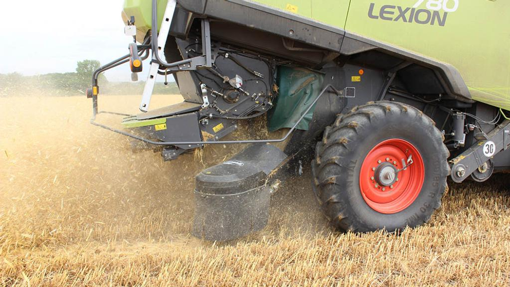 VIDEO: Chaff deck kit: Could it be the answer to your grass-weed problems?