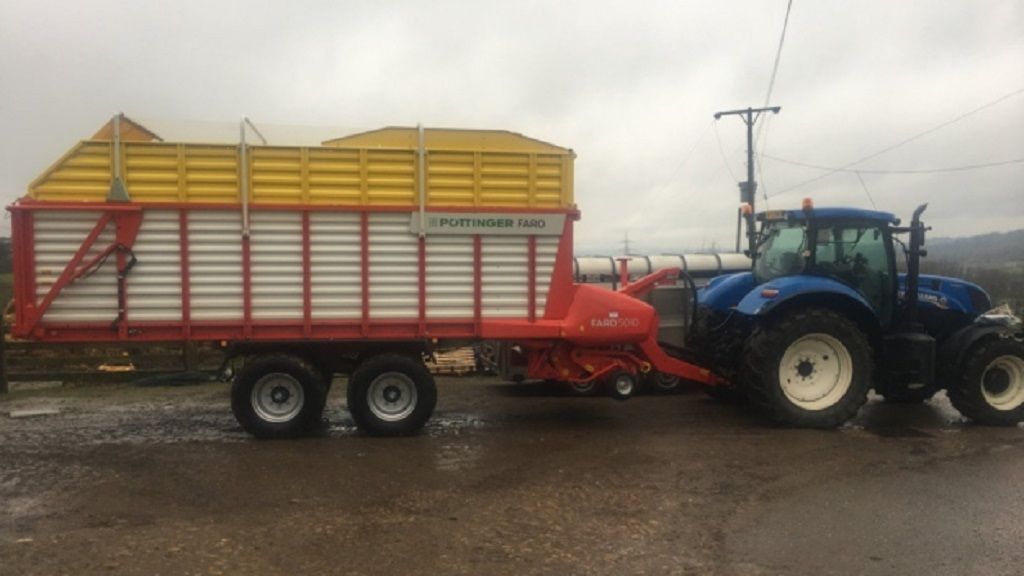 'It's a horrible feeling' - family devastated after £60,000 tractor stolen from farm