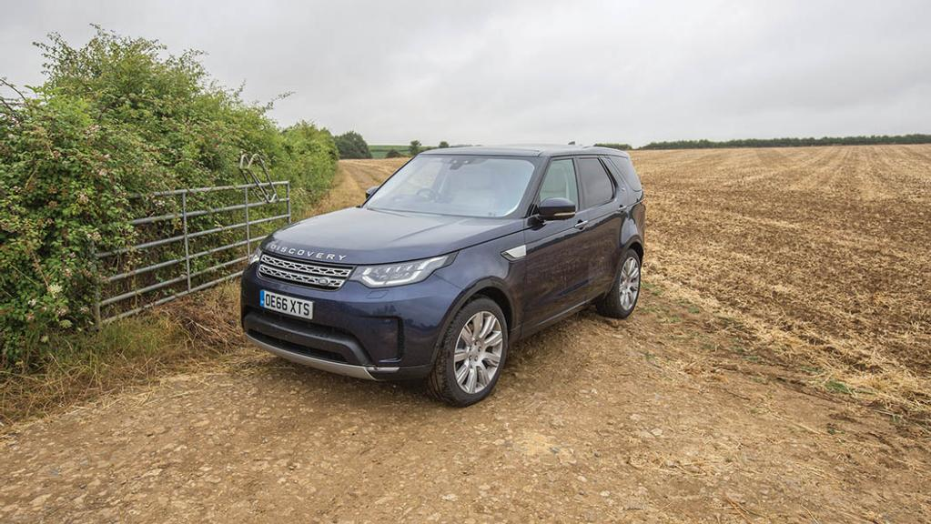 On-test: Land Rover's latest Discovery blurrs the lines