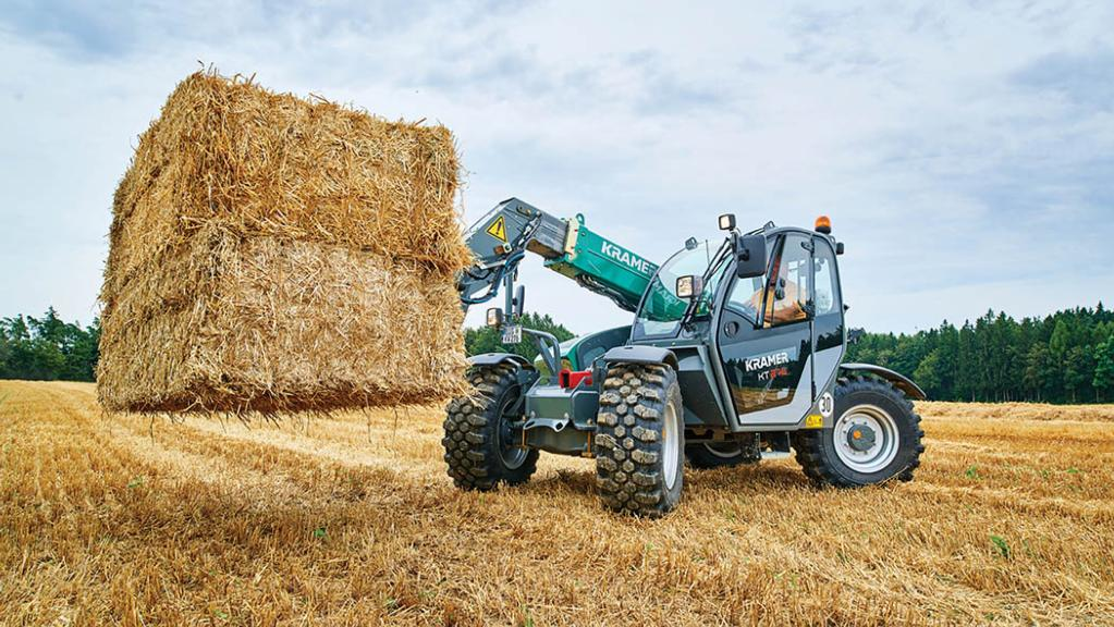 Telehandler dealer changes in the south west of England
