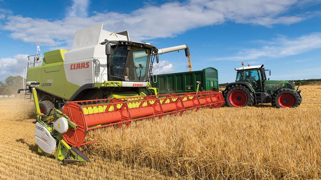 VIDEO: Year of the Family Farm - Will machinery sharing work for you?